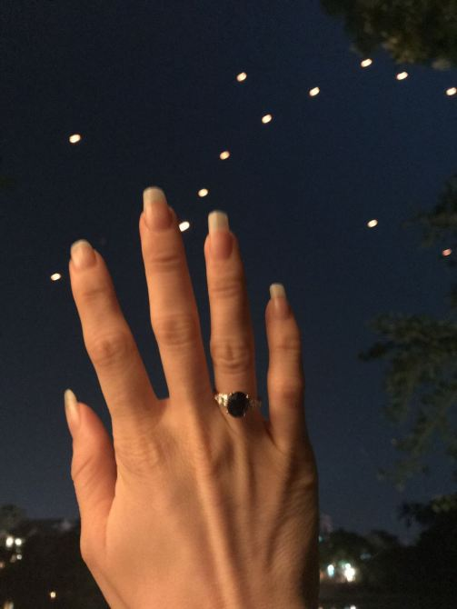 stars and ring